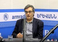 Gevorg Ter-Gabrielyan on Public Radio