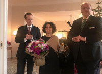 Asena Günal Awarded Franco-German Human Rights and Rule of Law Prize