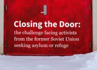 Դուռը փակելով․ մարտահրավեր, որին հանդիպում են նախկին Խորհրդային Միության ակտիվիստները ովքեր ապաստան են փնտրում