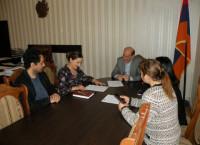 ԵՊՀ ԻՄ-ի եւ Եվրասիա համագործակցություն հիմնադրամի հյուսիսային մասնաճյուղի միջեւ ստորագրվեց համագործակցության հուշագիր