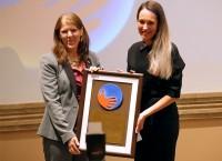 ԵՀՀ ծրագրի տնօրեն Իզաբելլա Սարգսյանը պարգևատրվեց «Ազատության պաշտպան» մրցանակով