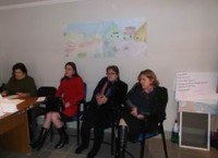 Two Day Trainings with the Members of Local Working Group (LWG) in Teghut, Armenia (Armenian)