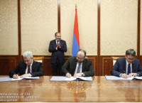 "Grant Agreement on ""Biodiversity and Sustainable Local Development in Armenia"" was signed"