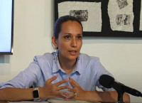 Isabella Sargsyan Spoke about the Evolution and Challenges to Armenian CSOs (in Armenian)