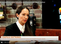 Isabella Sargsyan. The referendum will become a unique test for civil society