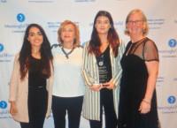 «Դասավանդի՛ր, Հայաստան»-ի հիմնադիր և ղեկավար Լարիսա Հովաննիսյանը ստացել է «Իմաստալից աշխարհ»-ի ՄԱԿ-ի Խաղաղության միջազգային օրվա մրցանակը