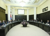 Government approved amendments to Law on NGOs, Law on Foundations and other draft laws (Armenian)