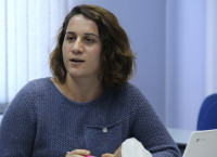 NGO School for CSOs on how to organize the content and communicate (Armenian)