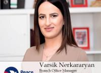 Հայաստանի խաղաղության կորպուսի գենդերային հավասարության կոմիտեն ԵՀՀ աշխատակից Վարսիկ Ներկարարյանի մասին