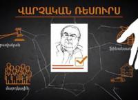 Ընտրությունների ընթացքում վարչական ռեսուրսի օգտագործման սահմանափակումների վերաբերյալ տեսահոլովակ