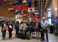 Սթոունհիլ քոլեջի ուսանողները միանում են «Տեսություն և պրակտիկա Հայաստանում» ծրագրին