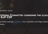 The EaP CSF Steering Committee condemns the illegal detention of members of the EaP CSF
