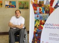 «Ունիսոն» ՀԿ-ի տնօրեն Արմեն Ալավերդյանը պատմում է «Հեռանկար» ցուցահանդեսի մասին
